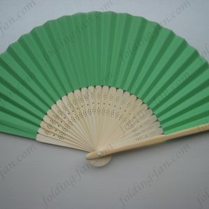 green-folding-fans-bamboo-handheld-fan-paper-fans-home-decoration-and-wedding-party-gift-hand-fans