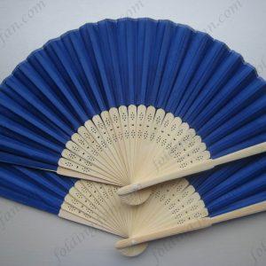 navy-blue-bamboo-wedding-silk-folding-fans-gift-fan-party-favors