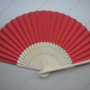 red-folding-hand-fan-wedding-favor-fans-paper-foding-bamboo-hand-held-fan