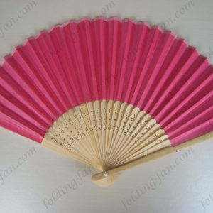 rose-wedding-favor-gift-fans-bamboo-silk-folding-fans-fabric-advertising-fan
